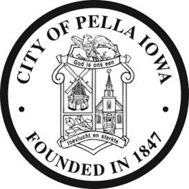 City of Pella logo large PACE partner