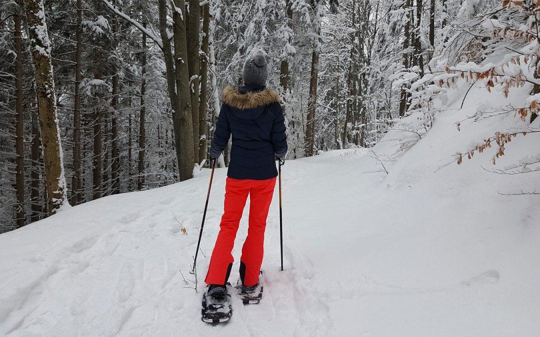 Head Outdoors for Winter Activities in Pella